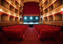 attrici italiane di teatro famose